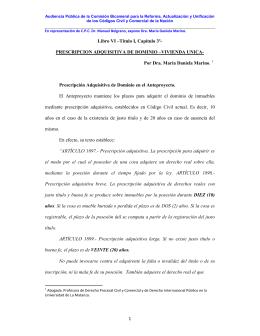 Maria Daniela Marino - Comisión Bicameral para la Reforma