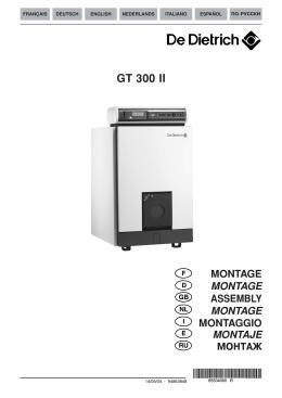 GT 300 II - extension de garantie