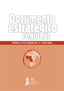 ÁFRICA OCCIDENTAL Y CENTRAL