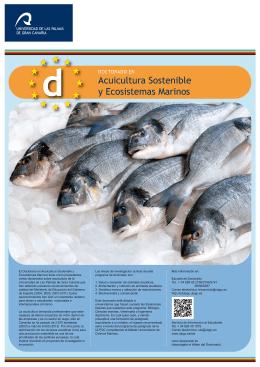 Cartel Doctorado Acuicultura Sostenible y Ecosistemas Marinos copia