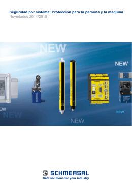 Schmersal Dispositivos Industriales de Seguridad. Ver catálogo