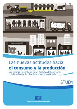 Las nuevas actitudes hacia el consumo y la producción