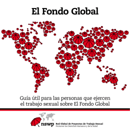 El Fondo Global - Global Network of Sex Work Projects