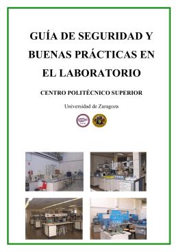guía de seguridad y buenas prácticas en el laboratorio