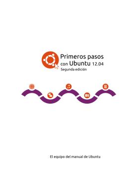 Primeros pasos con Ubuntu 12.04