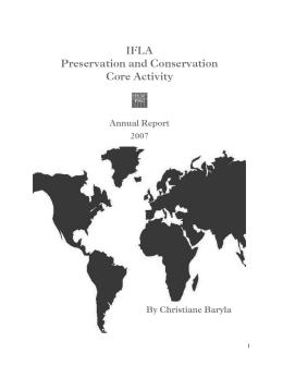 2007 - IFLA