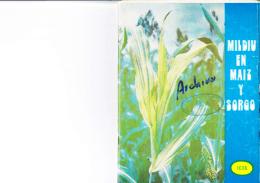 MAIZ Y SORGO - Instituto de Ciencia y Tecnología Agrícola