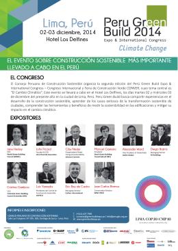 Peru Green Build 2014.06.10.14