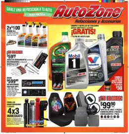 9990 4x3 - AutoZone