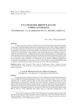 ¡Texto completo! - Instituto Francés de Estudios Andinos