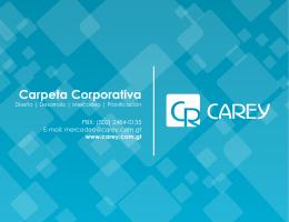 Descargar Carpeta Corporativa