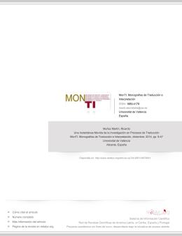 Print - Red de Revistas Científicas de América Latina y el Caribe