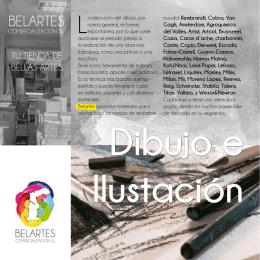 Catálogo Dibujo - Belartes Comercialización SL