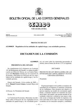 SEN SERIE II 29 (d) - Congreso de los Diputados