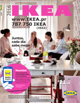 IKEA Inspire - Amazon Web Services