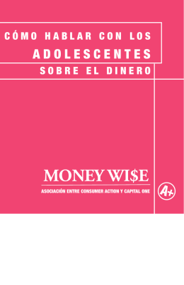 Money Wi$e - Consumer Action