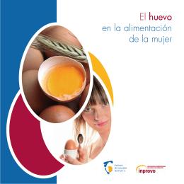 El huevo en la alimentación de la mujer