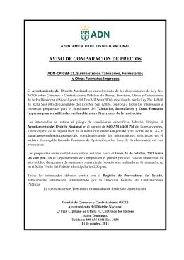Descargar - Ayuntamiento del Distrito Nacional