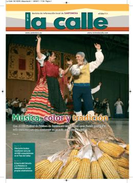 Para `el Pitera` - Revista La Calle