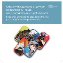 Seccion Polonia 2013.indd - Ministerio de Educación, Cultura y