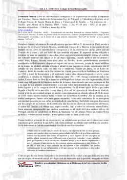 Comentario - Universidad de Sevilla
