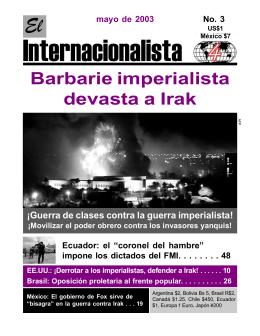 El Internacionalista No. 2