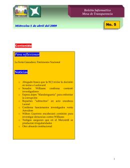 5 - Participación Ciudadana
