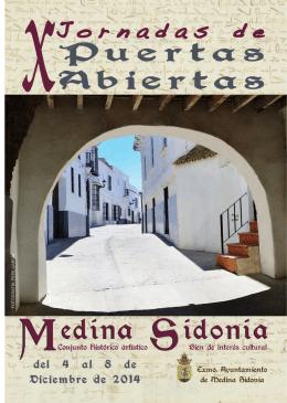 Programación - Medina Sidonia