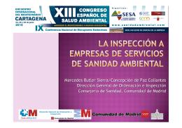 Mercedes Butler Sierra/Concepción de Paz