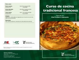 folleto ec cocina tradicional francesa