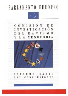 Informe elaborado en nombre de la comisión de la investigación del