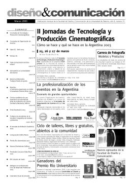 TAPA - Universidad de Palermo
