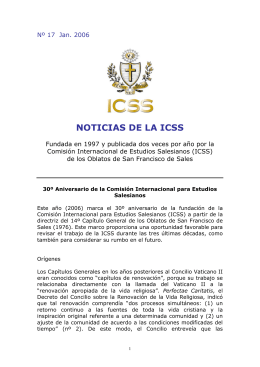 ICSS 17 - DeSales University WWW4 Server