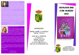 8 marzo 2013 - Serranillos del Valle