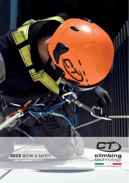 2015 WORK & SAFETY - Climbing Technology