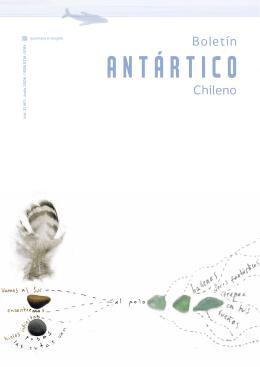 Boletín Antártico Chileno