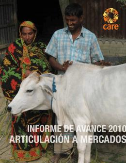 ARTICULACIÓN A MERCADOS - Economic Development Unit