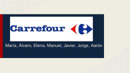 María, Álvaro, Elena, Manuel, Javier, Jorge, Aarón