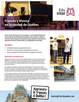 Aprender Francés y Música - Edu