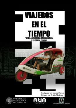 Viajeros en el tiempo - RiuNet - Universidad Politécnica de Valencia