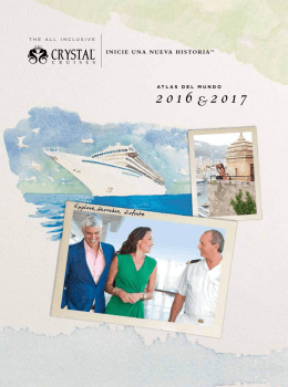 Crystal Cruises 2016