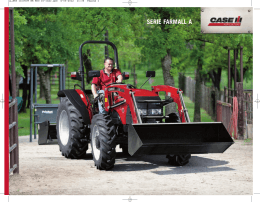 Tractors Farmall To Marry IH