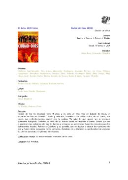 Folleto de programación 2004 en PDF