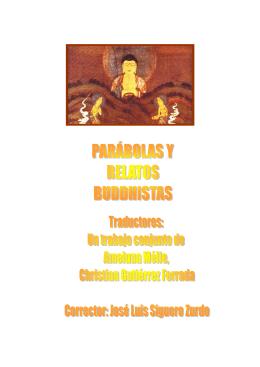 Parabolas y Relatos budistas