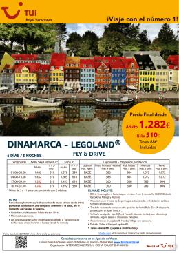 DINAMARCA - LEGOLAND