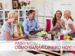 Cómo Ganar Dinero Hoy - serbella.es & Oriflame