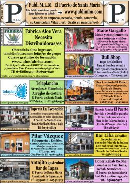 publimlm ciudad Puerto Santa Maria 8