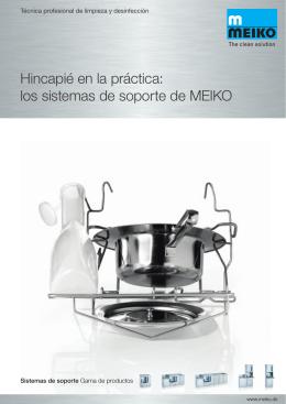 Catálogo Soportes Cuñas/Orinales