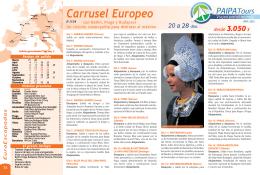 Carrusel Europeo - Paipa Tours Ltda