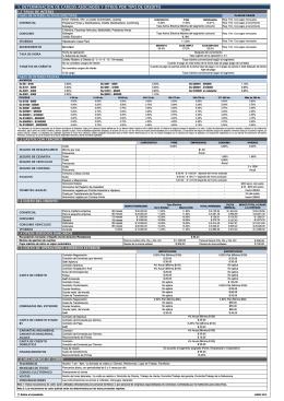 Costos Financieros y Operativos Junio